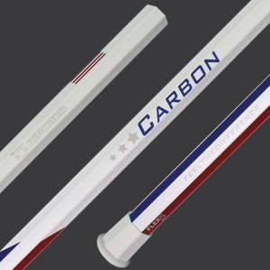 East Coast Dyes ECD CARBON USA Limited Edition Composite Lacrosse Shaft
