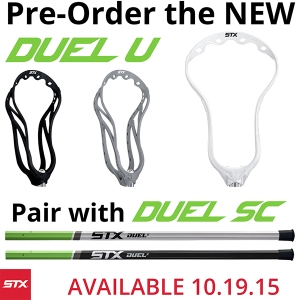 Pre-Order STX Duel U and Duel SC