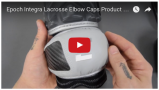YouTube - Epoch Integra Lacrosse Elbow Caps